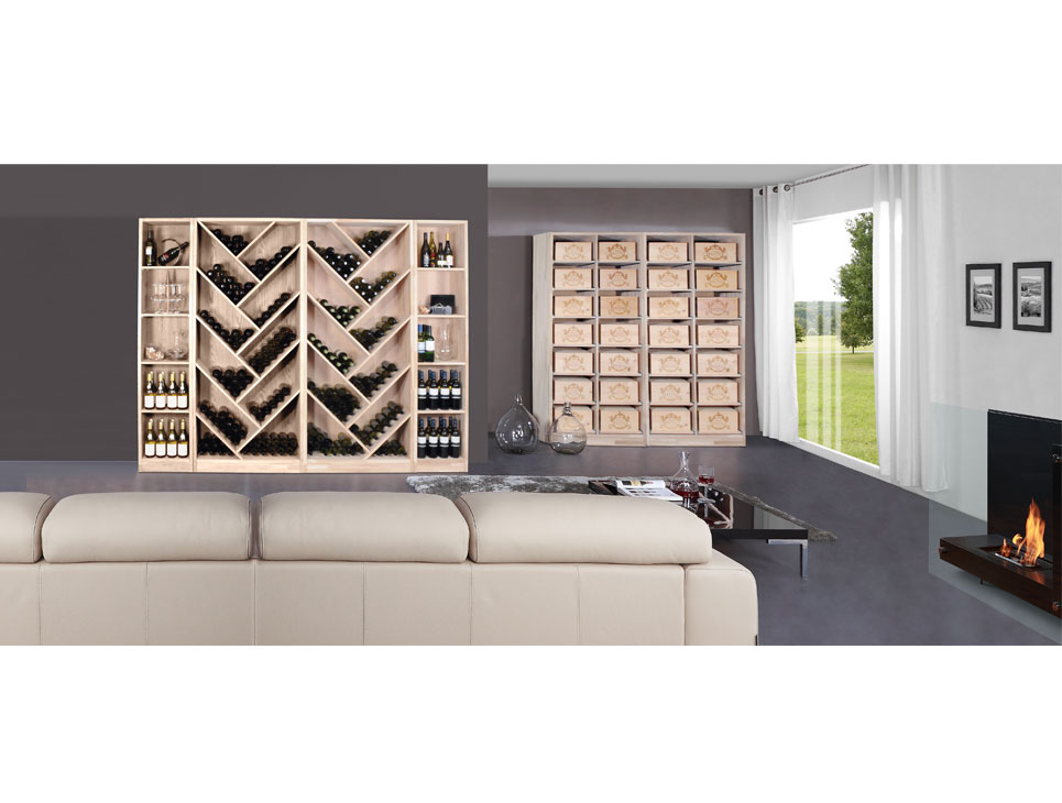 cave a vin plus. Black Bedroom Furniture Sets. Home Design Ideas